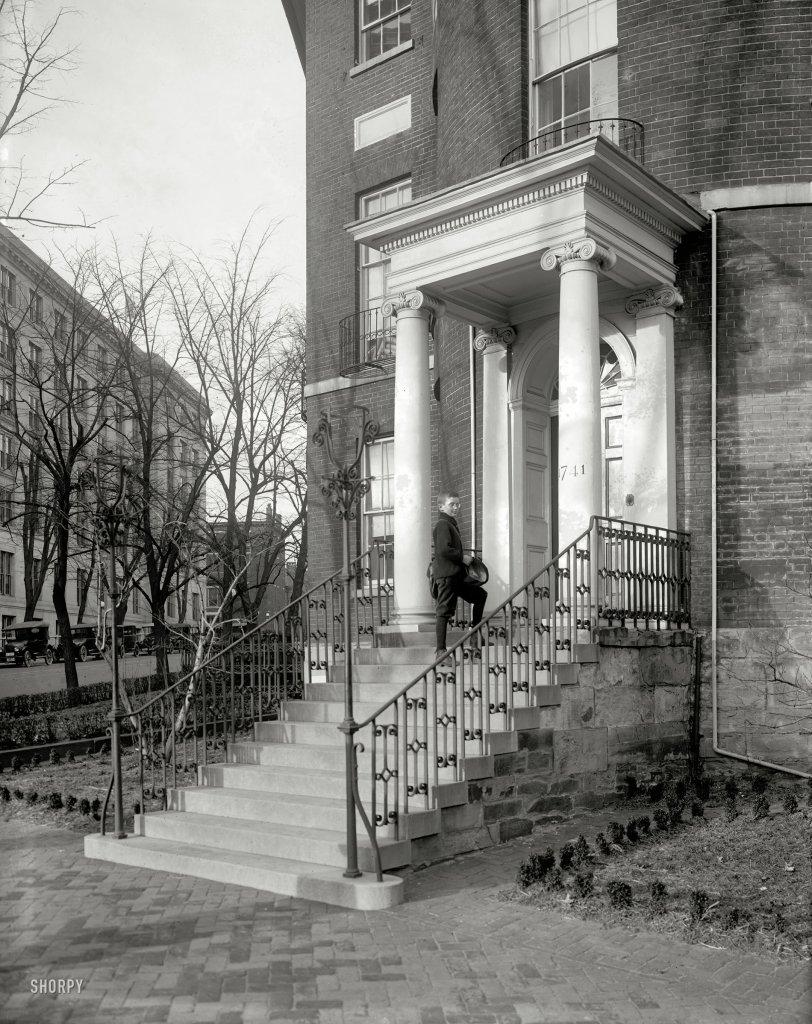 That Edwards Boy: 1921