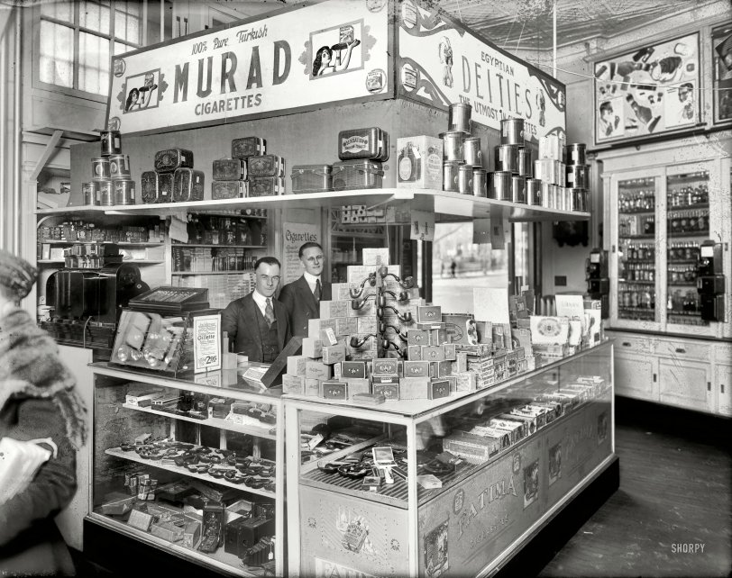 Tobaccorama: 1921