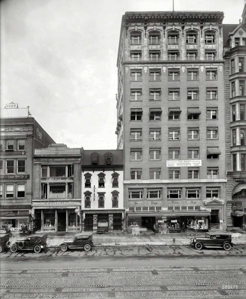 Interstate Building: 1921