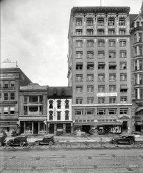 Interstate Building: 1921