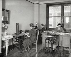 Modern Office: 1921