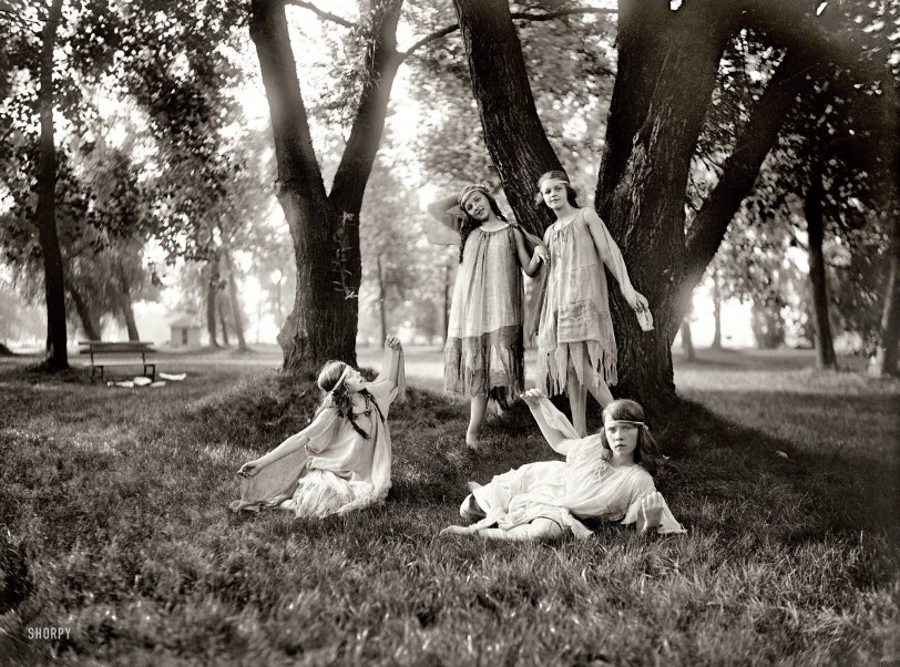 Wood Nymphs: 1924