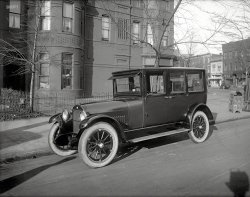 The New Nash: 1921