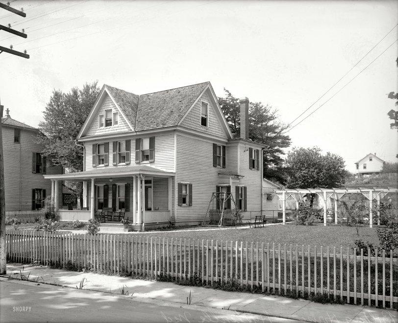 Chez Balberg: 1921