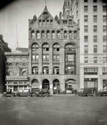 Newspaper Row: 1921