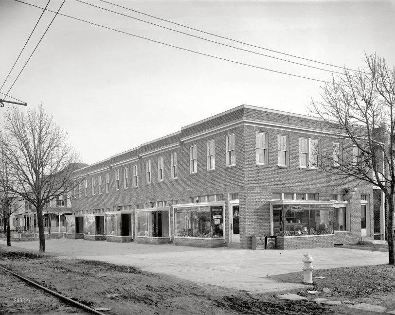 The Corner Store: 1923