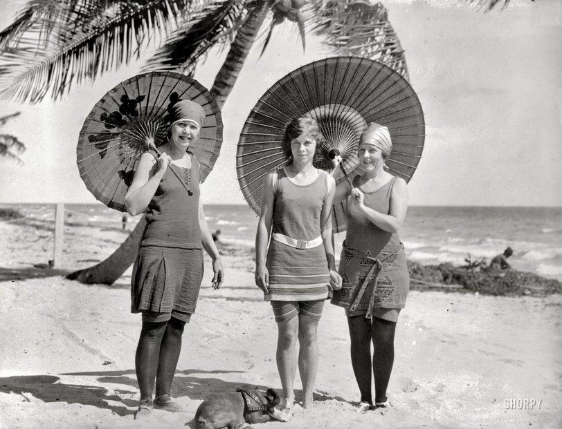 Sun and Fun: 1923