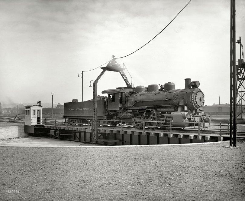 Iron Horse: 1923