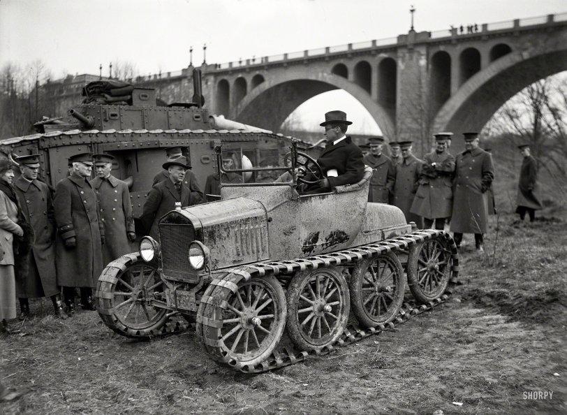 T Rex: 1920