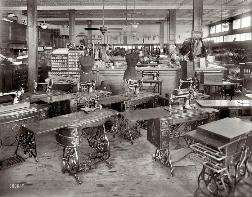 Little Shop of Singers: 1919