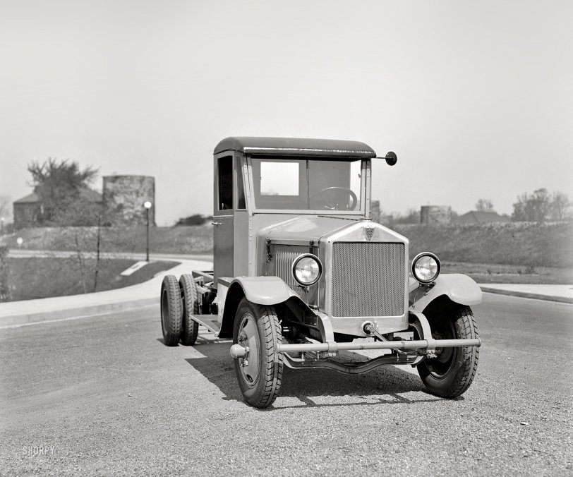 Heavy Duty: 1928