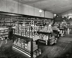 Foot of the Market: 1920
