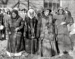 Former Slaves: 1916