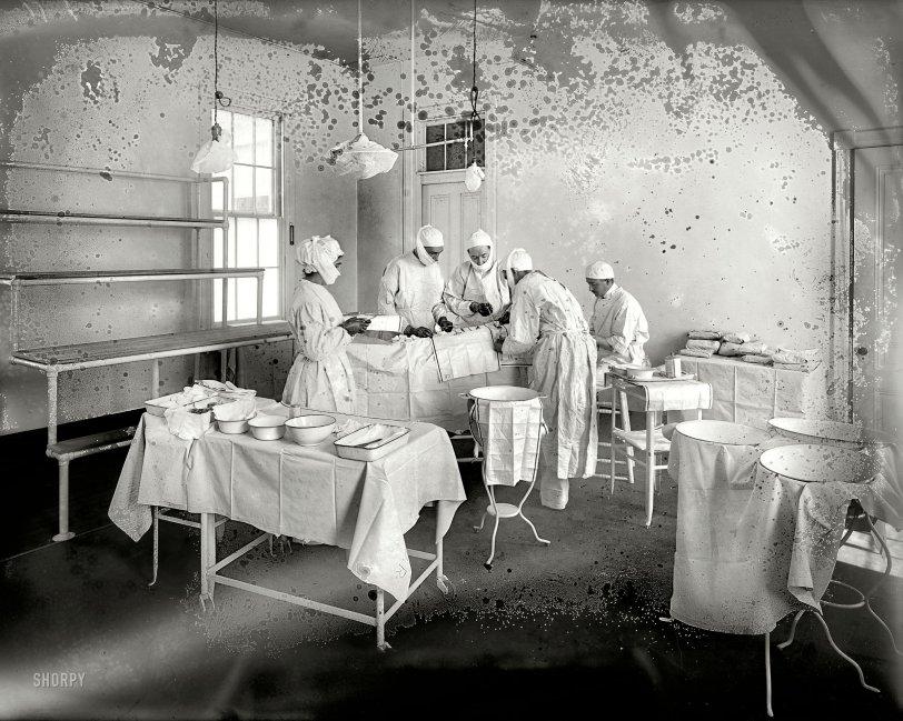 Asylum Hospital: 1915