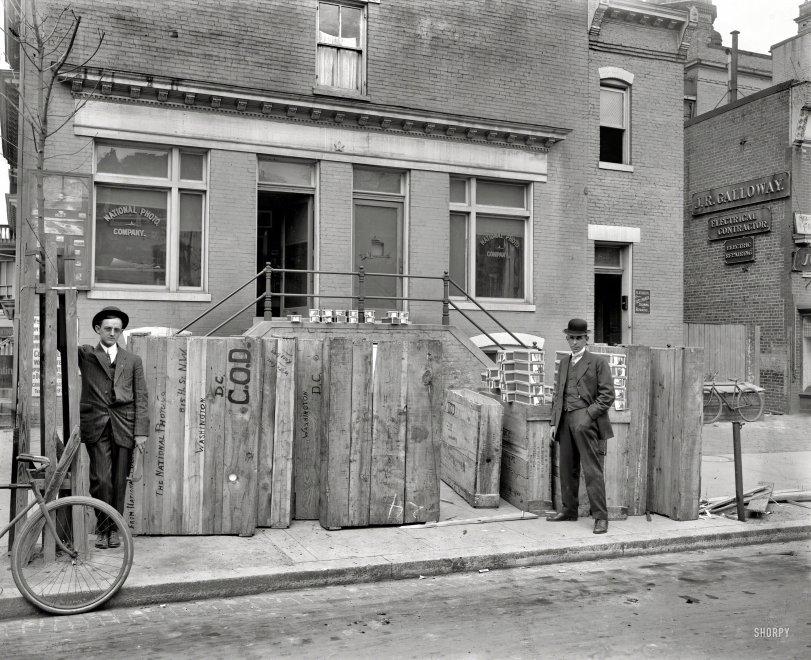 The Young Entrepreneurs: 1911