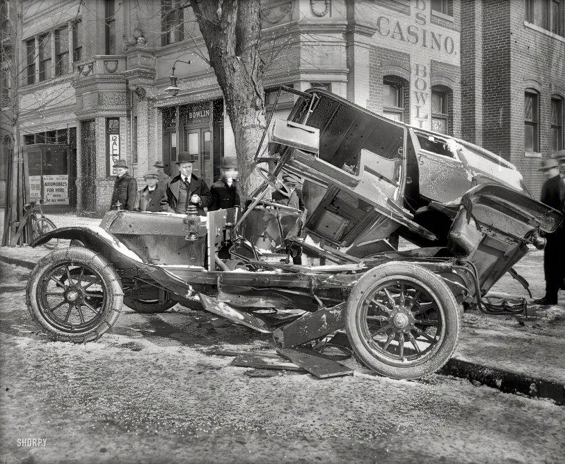 Gutter Ball: 1916