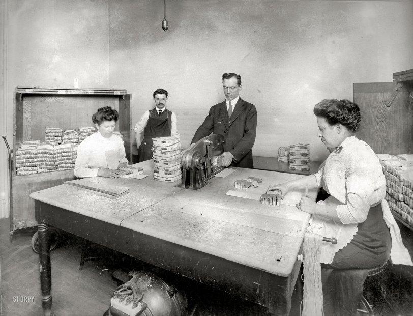 Old Money: 1914