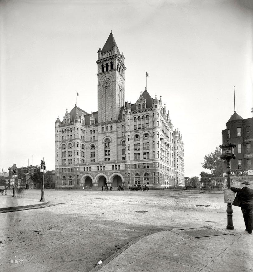 Postal Palace: 1905