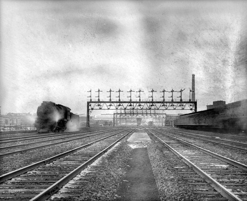 Vanishing Point: 1921