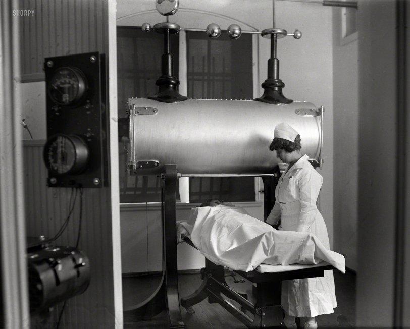 X-Ray: 1922