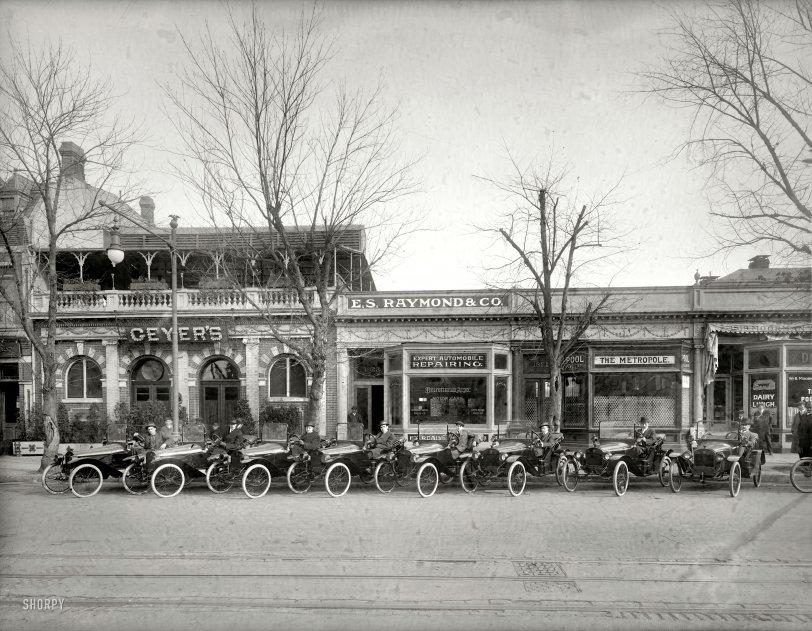 Detroiter and Argo: 1915