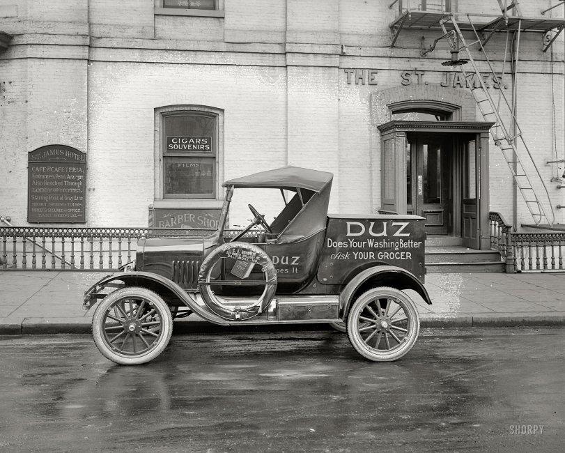 Duz Does It: 1925