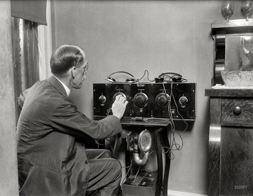 Neutrodyne Tweaker: 1924