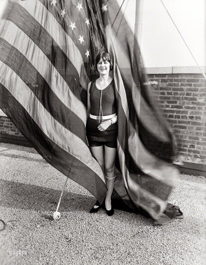 The Unknown Trouper: 1924