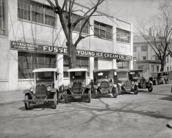 Ice Cream Squad: 1926