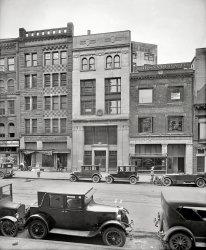 G Street: 1925