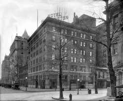 Hotel Harrington: 1917