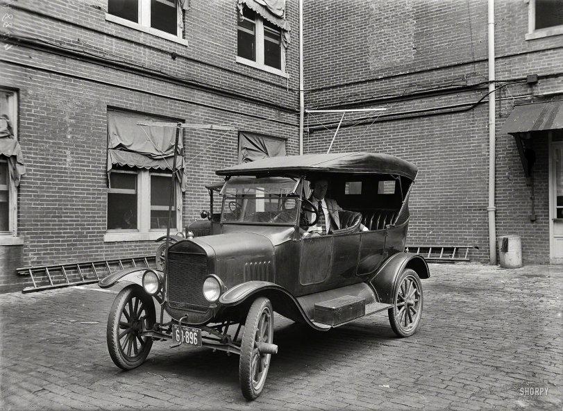 Car Radio: 1924