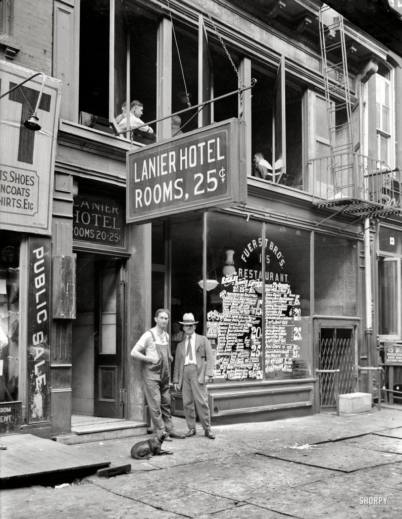 Two-Bit Hotel: 1921