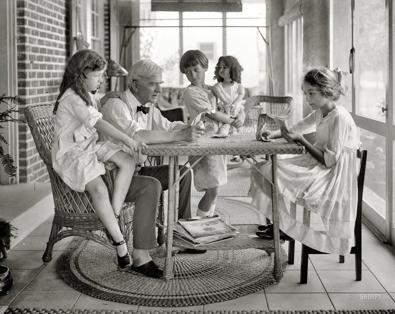 Meet the Bacons: 1921