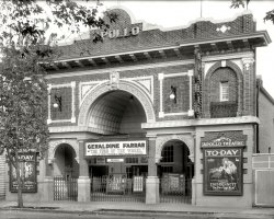 Cineplex: 1918