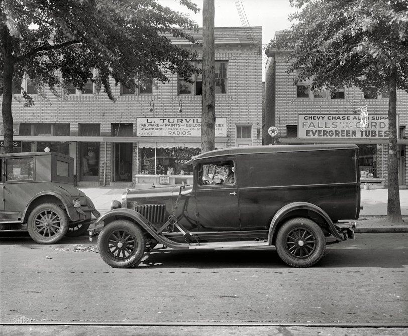 Turville Hardware Radio: 1927