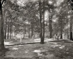 Mallets in Wonderland: 1928