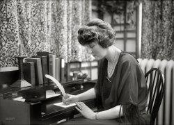 Dear Shorpy: 1922