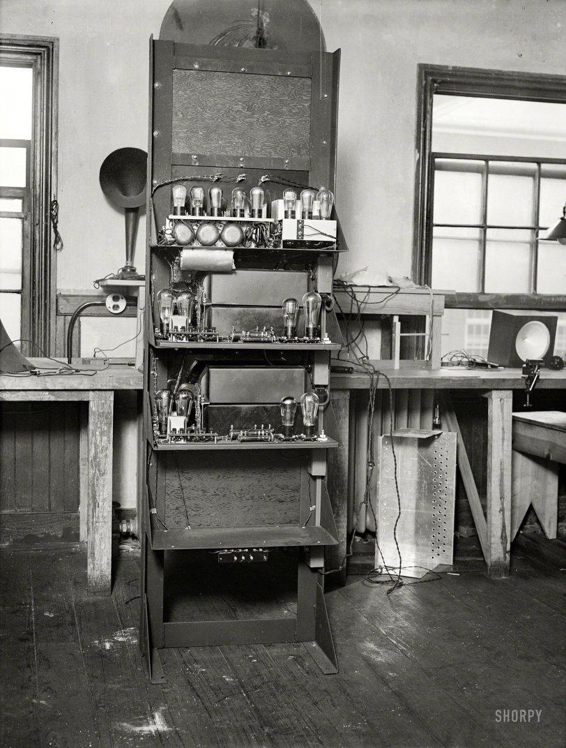The Apparatus: 1929