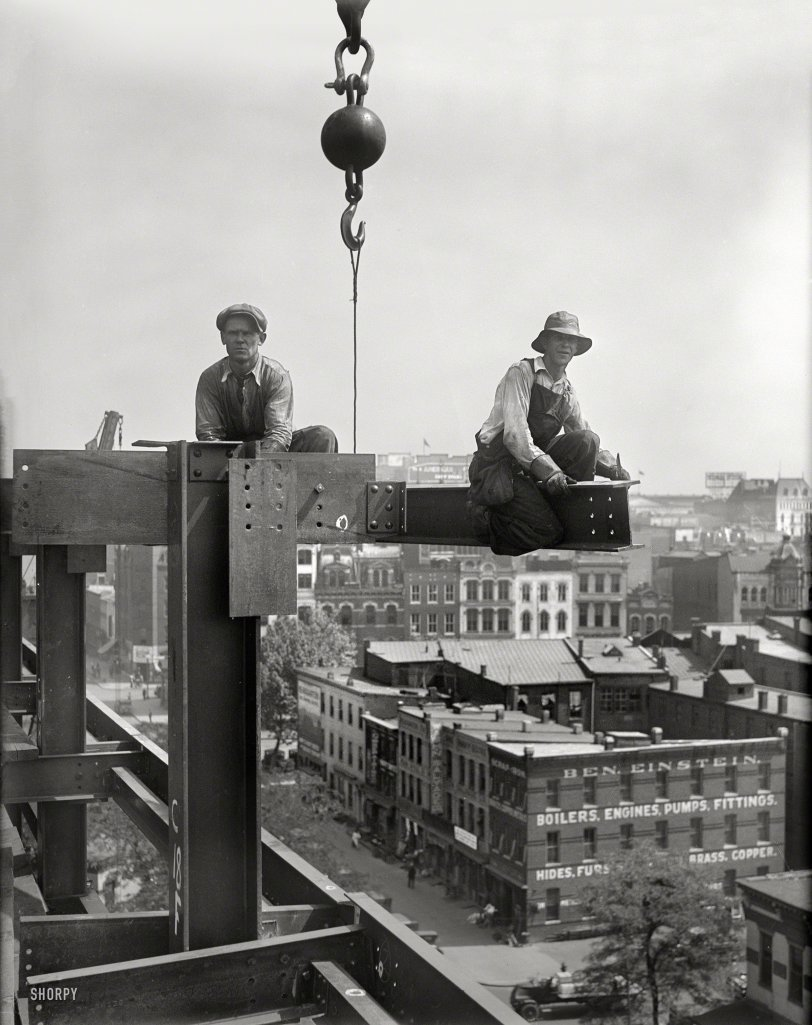 Steeplejacks: 1929