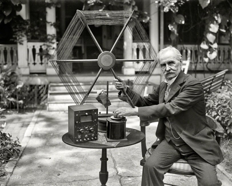 Radio Alfresco: 1929