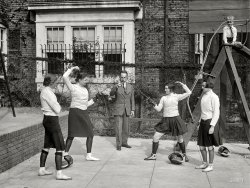 Ladies Who Lance: 1930