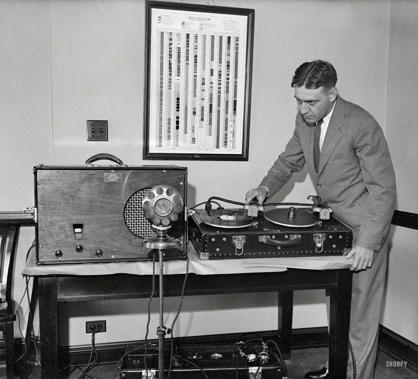D.C. DJ: 1931