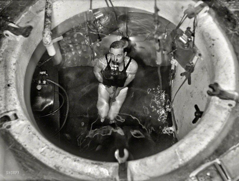 Dunk Tank: 1931