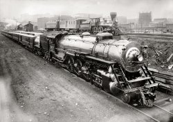 Two Trains: 1924
