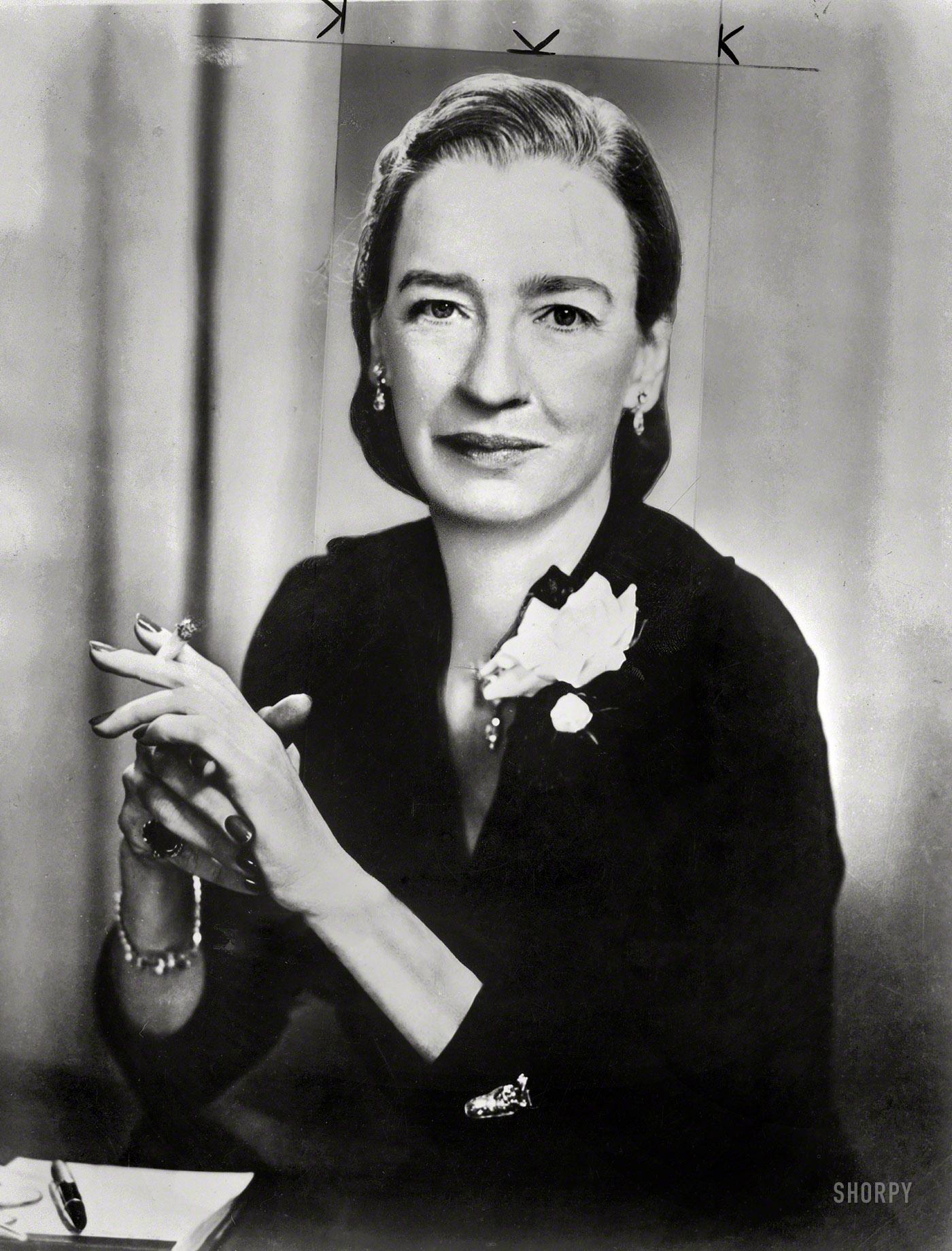 Shorpy Historic Picture Archive :: Amazing Grace: 1950s ... Хопер