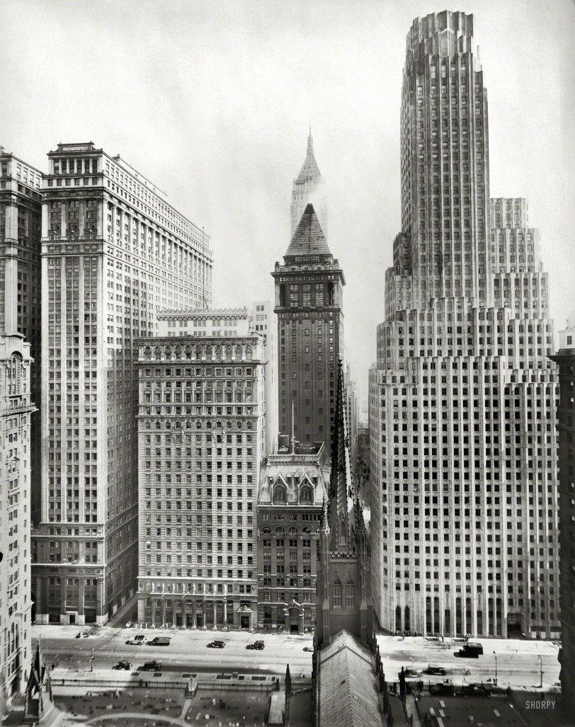 Irving Trust: 1931