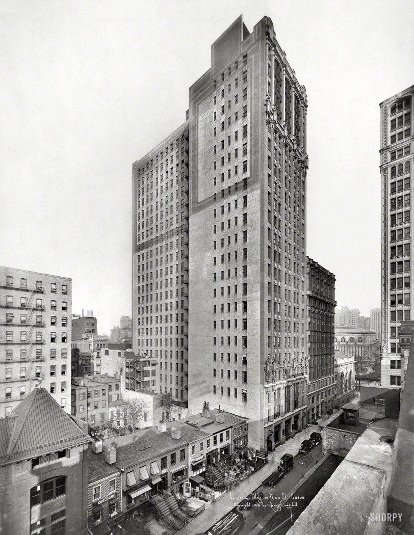 Early Riser: 1918