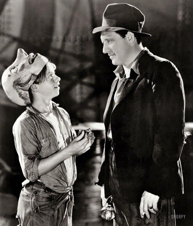 Mickey Rooney: 1936
