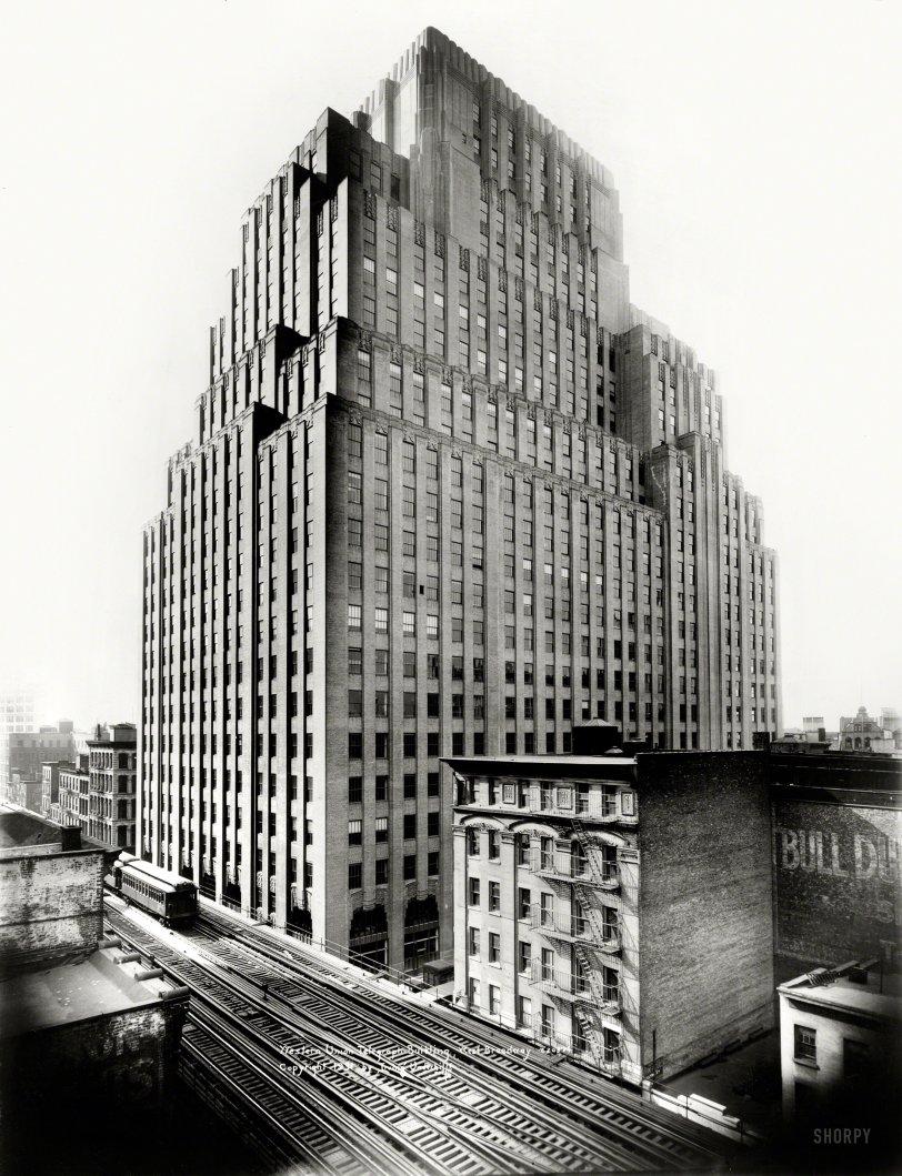 Western Union: 1931